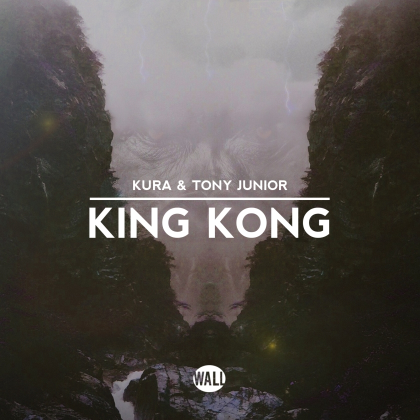 Kura & Tony Junior - King Kong (Official artwork)
